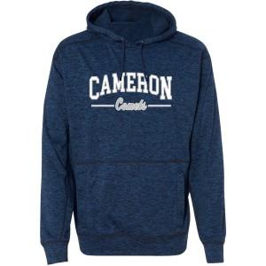 Cosmic Fleece Hooded Pullover Sweatshirt
