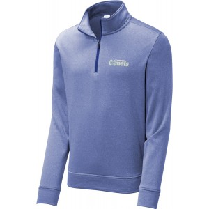 Fleece 1/4-Zip Pullover