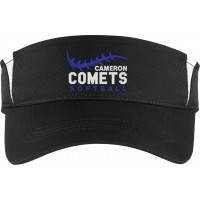 Softball - Colorblock Visor
