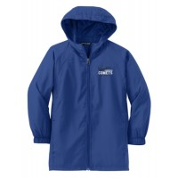 Softball - Hooded Wind Jacket