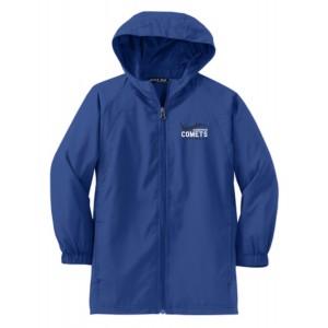 Softball - Hooded Wind Jacket