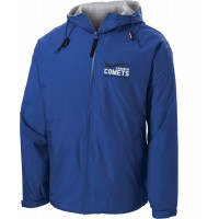 Softball - Fleece Lined Wind Jacket