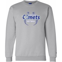 Softball - Champion® Crewneck