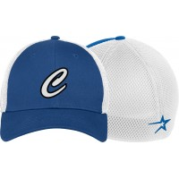 Youth Baseball - Stretch Mesh Cap